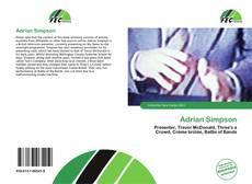 Bookcover of Adrian Simpson