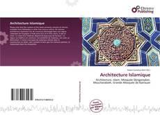 Couverture de Architecture Islamique
