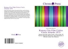 Обложка Kansas City Film Critics Circle Awards 1975