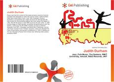 Bookcover of Judith Durham