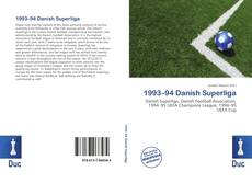 Couverture de 1993–94 Danish Superliga