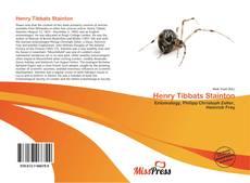 Buchcover von Henry Tibbats Stainton