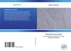 Обложка Cemento Cruz Azul