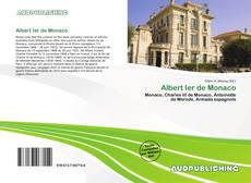 Couverture de Albert Ier de Monaco