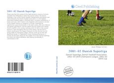 Bookcover of 2001–02 Danish Superliga
