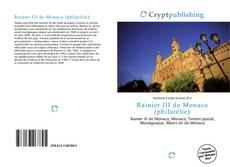 Couverture de Rainier III de Monaco (philatélie)