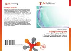 Buchcover von Georges Picquart