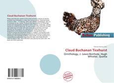 Claud Buchanan Ticehurst kitap kapağı