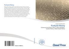 Обложка Fortuné Henry