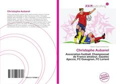 Bookcover of Christophe Aubanel