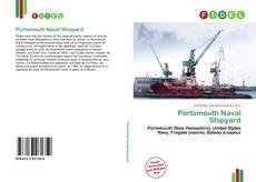 Buchcover von Portsmouth Naval Shipyard