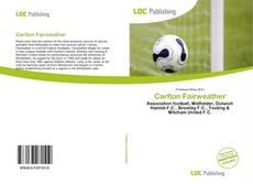 Bookcover of Carlton Fairweather