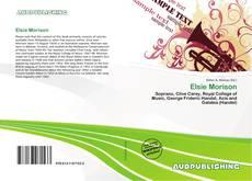Elsie Morison kitap kapağı