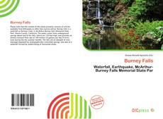Обложка Burney Falls