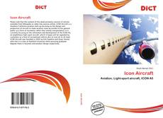 Bookcover of Icon Aircraft