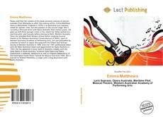 Bookcover of Emma Matthews