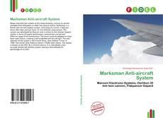 Couverture de Marksman Anti-aircraft System
