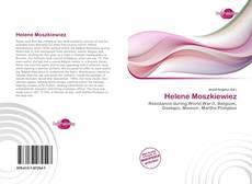 Capa do livro de Helene Moszkiewiez