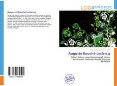 Buchcover von Auguste Bouché-Leclercq
