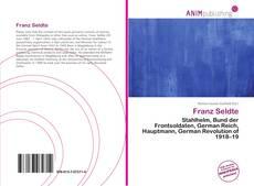 Capa do livro de Franz Seldte