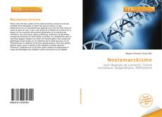 Bookcover of Neolamarckisme