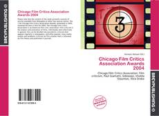 Обложка Chicago Film Critics Association Awards 2004