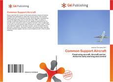 Portada del libro de Common Support Aircraft