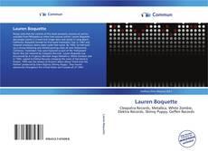 Lauren Boquette kitap kapağı