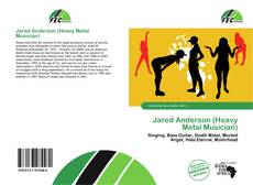 Copertina di Jared Anderson (Heavy Metal Musician)