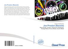 Portada del libro de Joe Preston (Bassist)