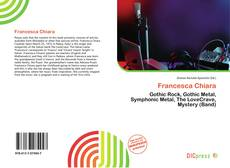 Francesca Chiara的封面