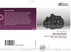 Portada del libro de Marcela Bovio