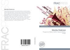 Capa do livro de Monika Pedersen