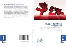 Couverture de Budget de l'Union européenne