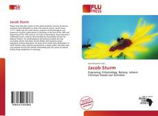 Bookcover of Jacob Sturm