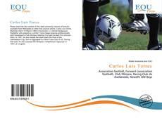 Carlos Luis Torres kitap kapağı
