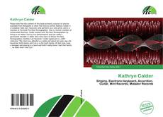 Bookcover of Kathryn Calder