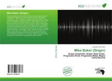 Copertina di Mike Baker (Singer)