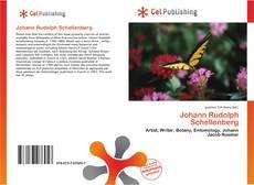 Johann Rudolph Schellenberg的封面