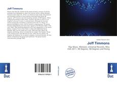 Bookcover of Jeff Timmons
