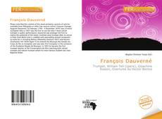 François Dauverné kitap kapağı