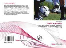 Bookcover of Javier Camuñas