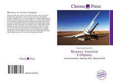 Portada del libro de Mooney Aviation Company