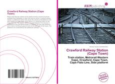 Bookcover of Crawford Railway Station (Cape Town)