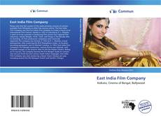 Bookcover of East India Film Company