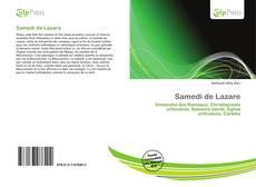 Bookcover of Samedi de Lazare