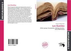 Bookcover of Lev Gumilev