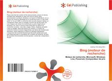 Buchcover von Bing (moteur de recherche)