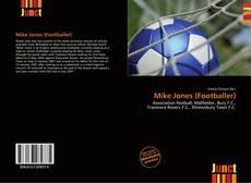 Portada del libro de Mike Jones (Footballer)