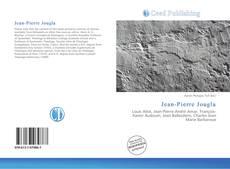 Capa do livro de Jean-Pierre Jougla